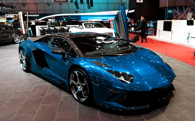 中華車庫 China Garage We Just Love Cars Mansory Aventador