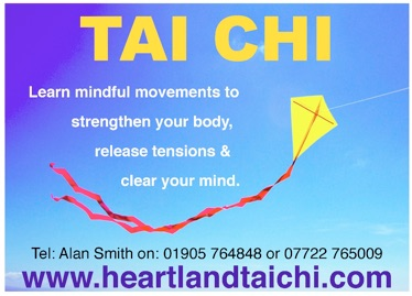 Learn Tai Chi in and around Worcester