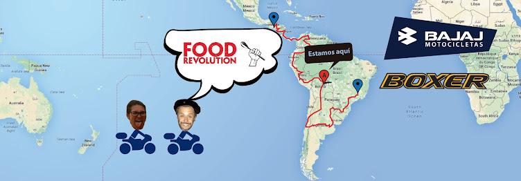 Cocinando por Sud America con Will Bill