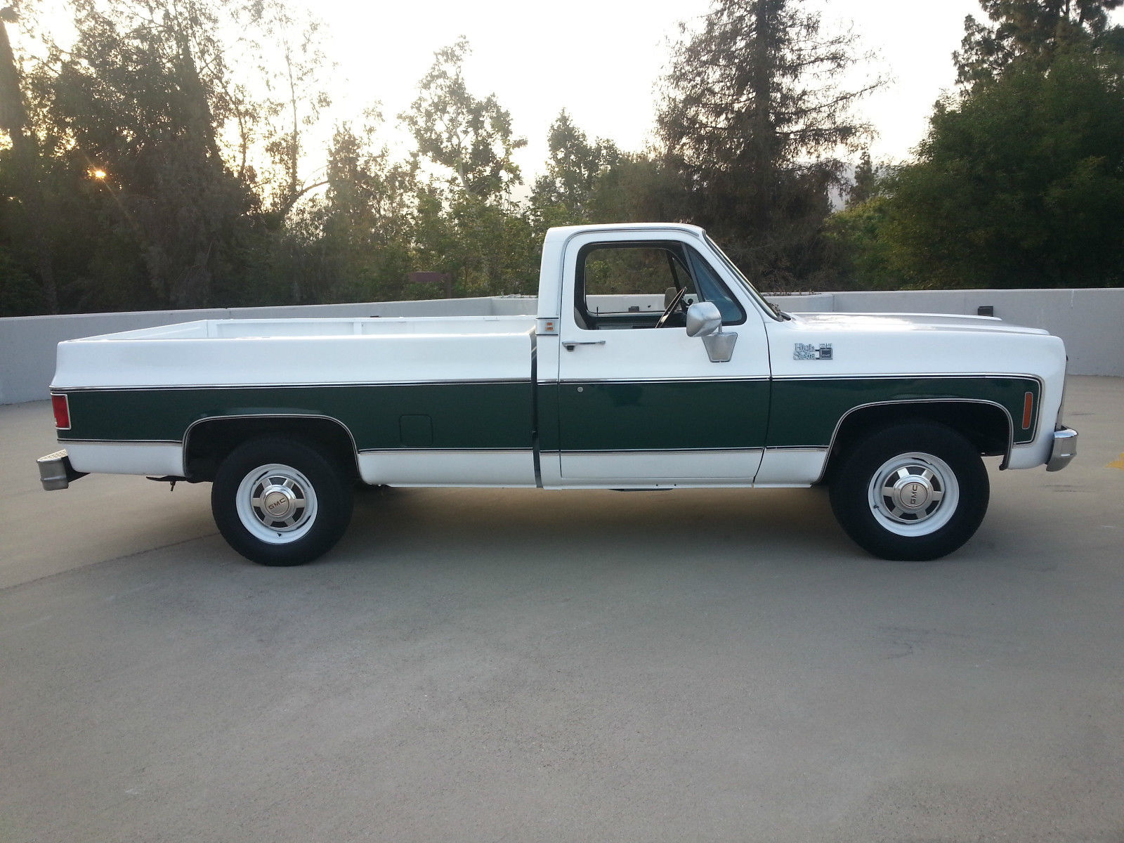 All American Classic Cars: 1979 GMC 2500 High Sierra ...