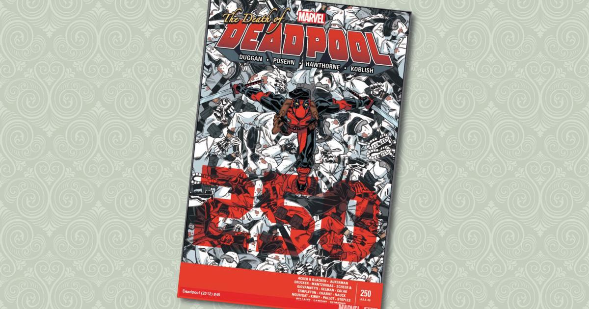 Death of Deadpool