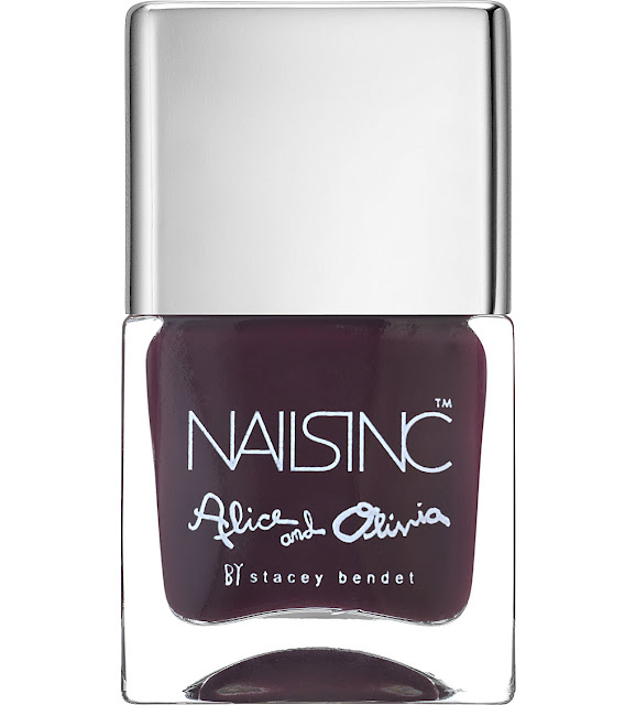 nails inc alice and olivia polish, stacey benet nail polish,