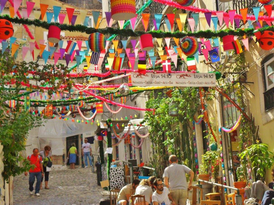 Najważniejsze imprezy w Portugalii w 2013 Events in Portugal 2013