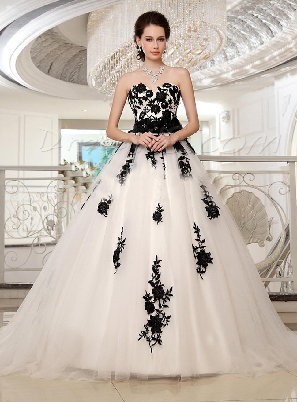 Jeeya\'s Beauty & Fashion Blog: Valentine\'s Day cheap wedding dresses ...