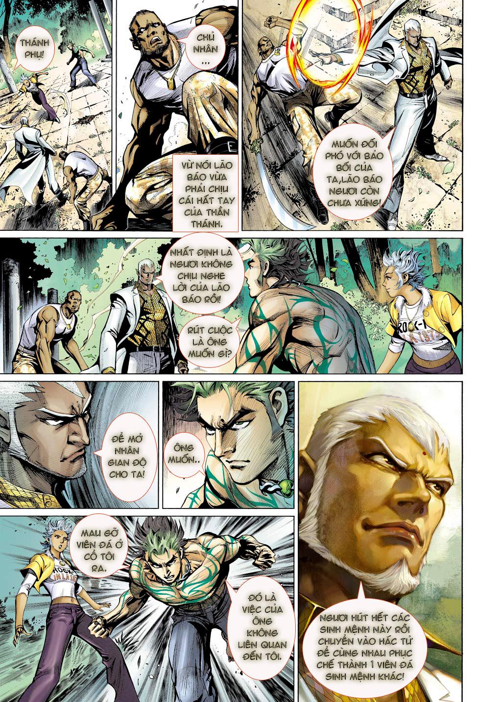 Thần Binh 4 chap 23 - Trang 25