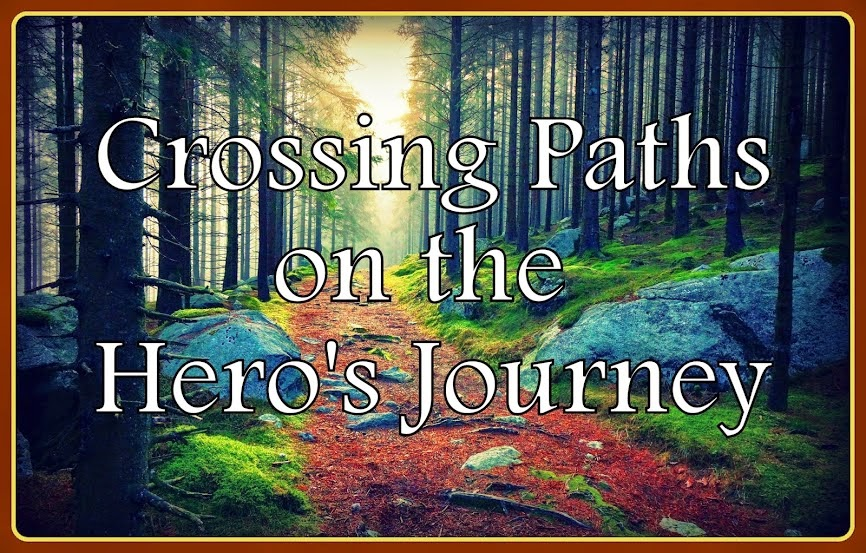 Crossing Paths on The Hero's Journey