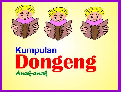 Kumpulan Dongeng Anak DUa Bahasa Karya Kak Zepe
