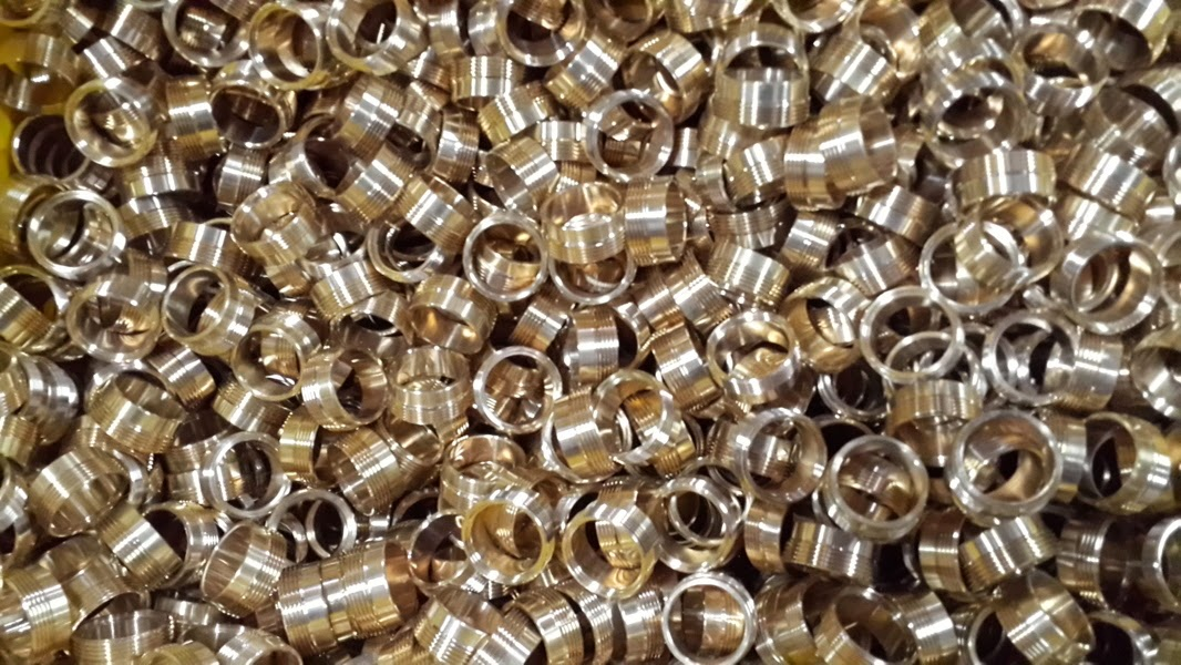 Industri Manufaktur Cor Kuningan ( Brass Foundry Casting )