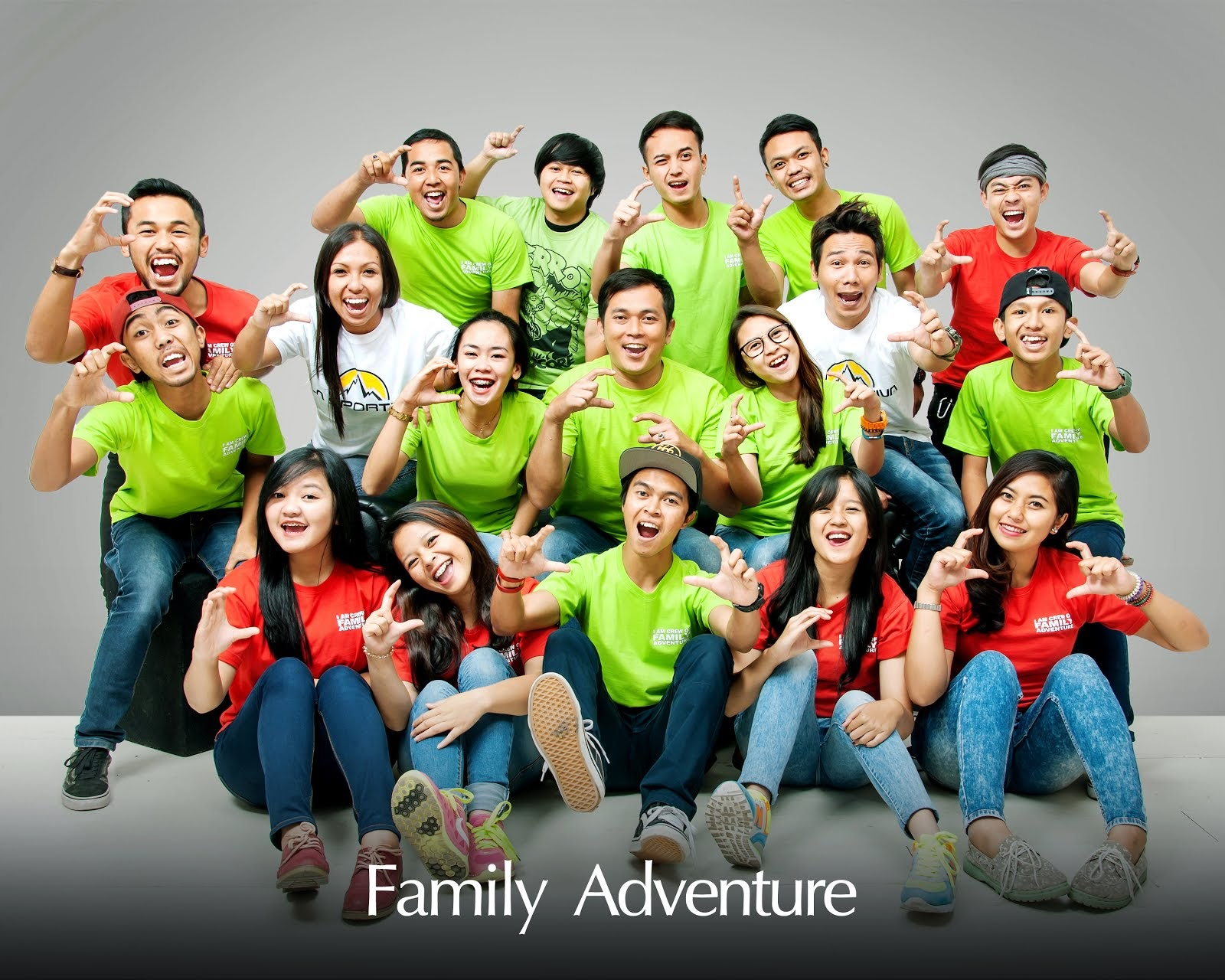 CV FAMILY ADVENTURE CREW