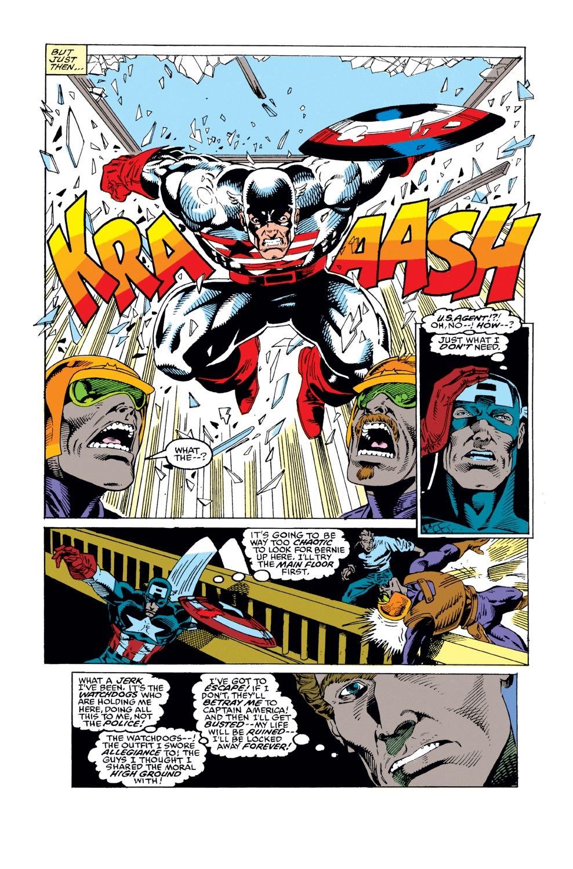 Captain America (1968) Issue #386 #319 - English 17