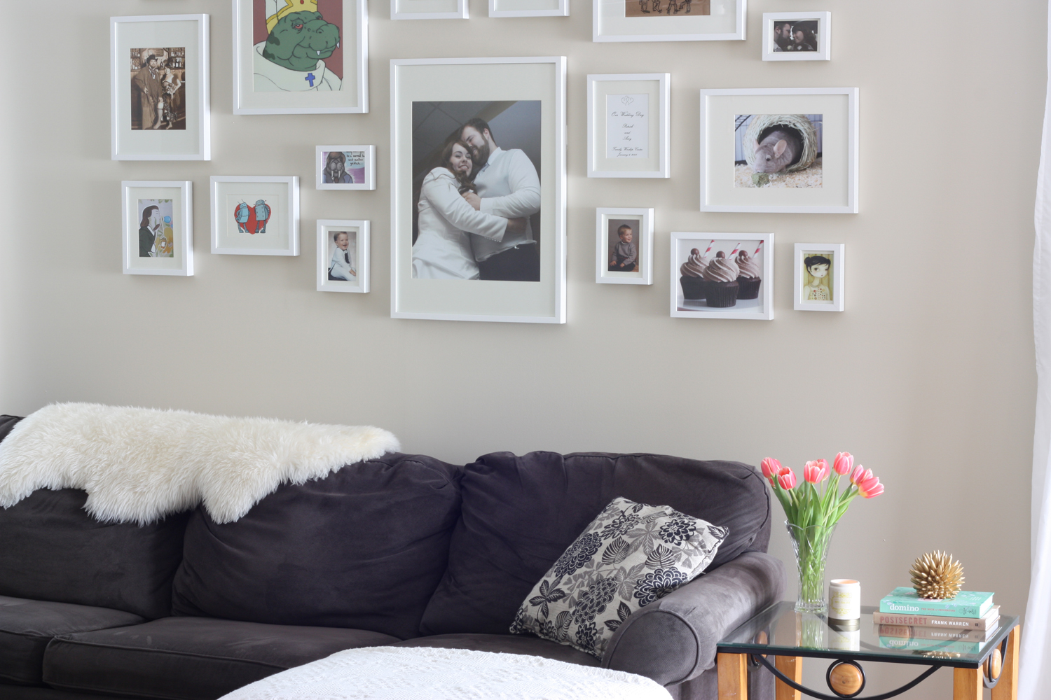 That Winsome Girl: A Couple Of Home Decor Updates