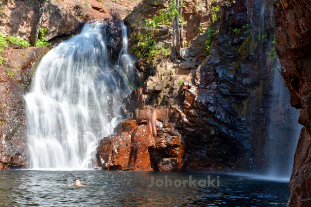 Waterfall-Litchfield-National-Parks-Australia