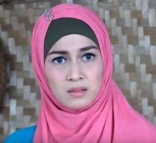 Hijab Artis Nina Zatulini Dalam Sinetron Pangeran
