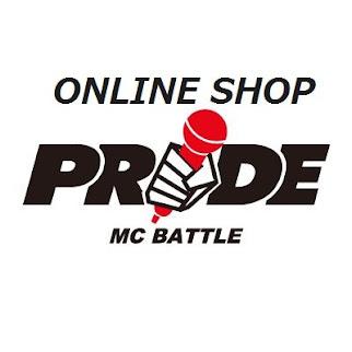PRIDE MC BATTLE ONLINE SHOP
