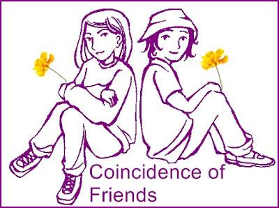 Coincidence of friends