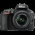 Eerste DX-formaat D-SLR-camera met kantelbaar touchscreen