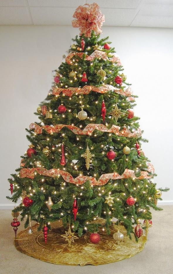 Arbol De Navidad Arboles De Navidad Bonitos Prosalocom
