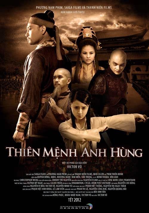 Thiên Mệnh Anh Hùng - Blood Letter - 2012