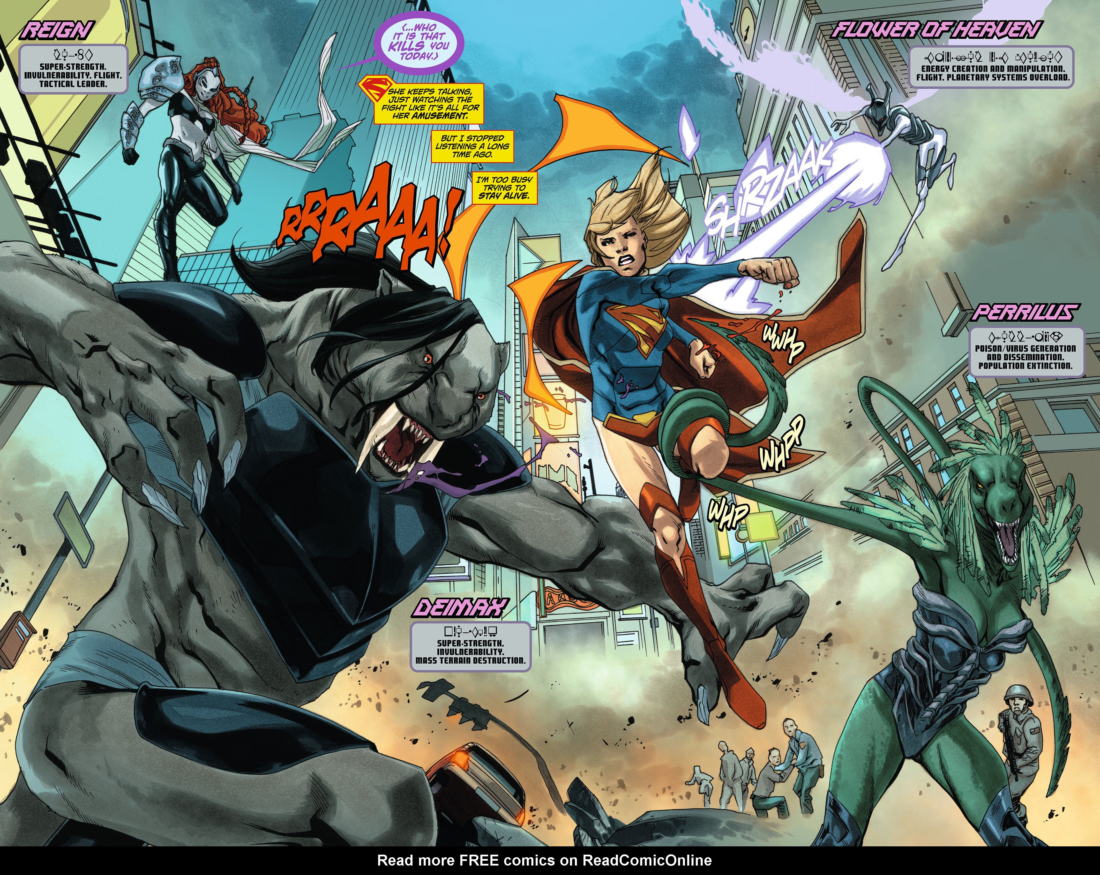 Supergirl (2011) Issue #7 #9 - English 3