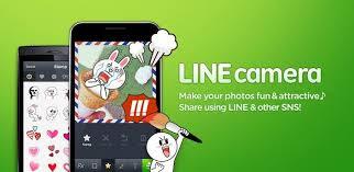 Aplikasi Line Camera