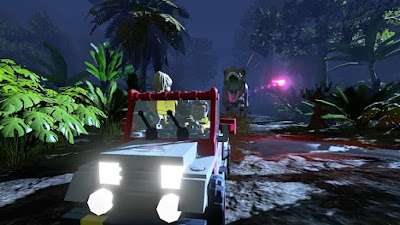 LEGO Jurassic World XBOXX360 FOR PC TERBARU screenshot 2