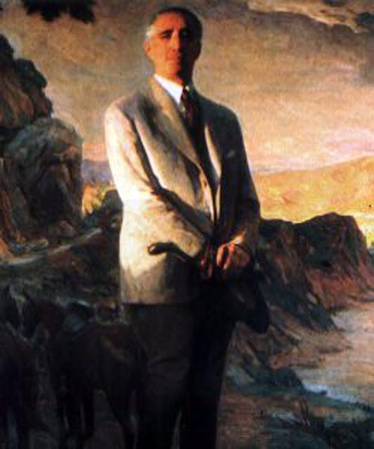 Juan Antonio Rios, Presidente de chile, Anselmo Miguel Nieto, Pintura Española, Pintores Españoles, Pintor Español