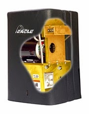 Eagle 2000 1 HP Residential/Commercial Slide Gate Opener with fail secure