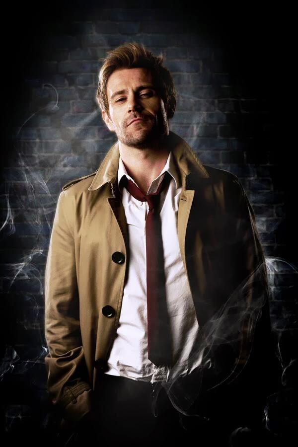 Primer imagen oficial de Matt Ryan como Constantine (NBC)