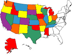 States We Have Traveld