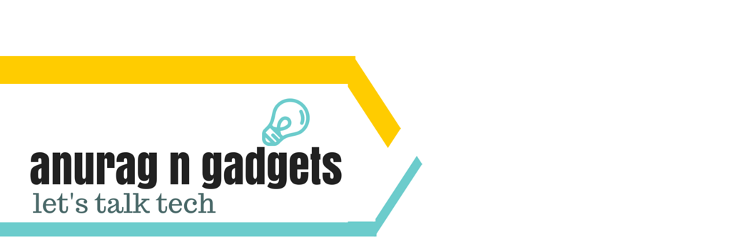 Anurag n Gadgets | Let's talk tech