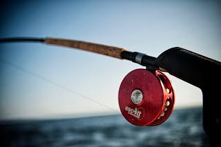 One of Escott Sportfishing choice gear :  Abel Reels