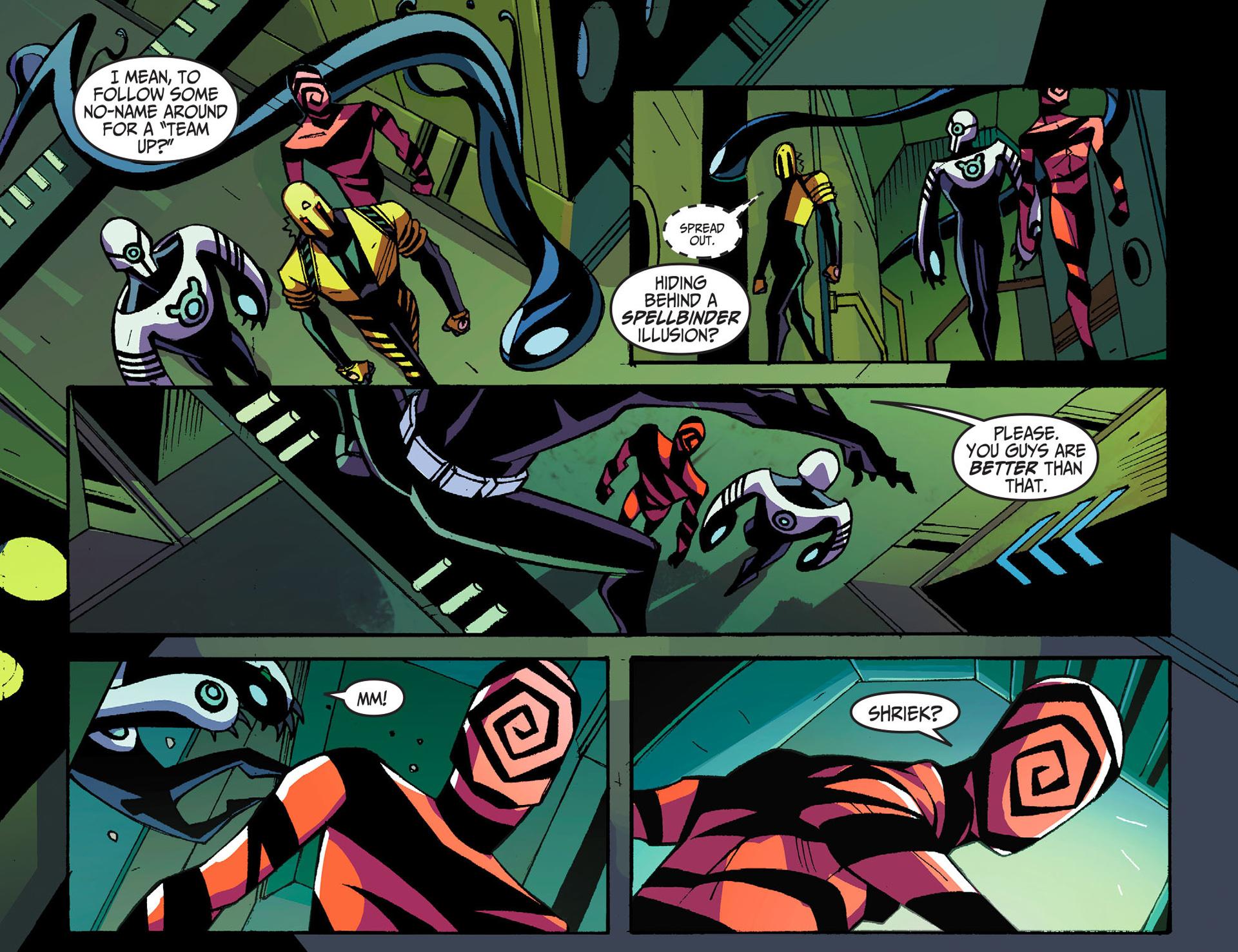 Batman Beyond 2.0 Issue #5 #5 - English 15