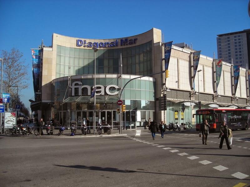 Centros Comerciales que abren los domingos en Barcelona