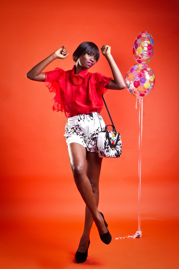 "HOUSE OF NWOCHA S/S 2012 COLLECTION ""DIANTHUS"""