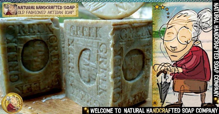 *All Natural Soap*