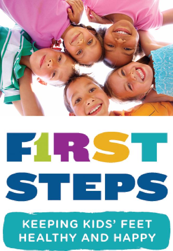 APMA First Steps Logo
