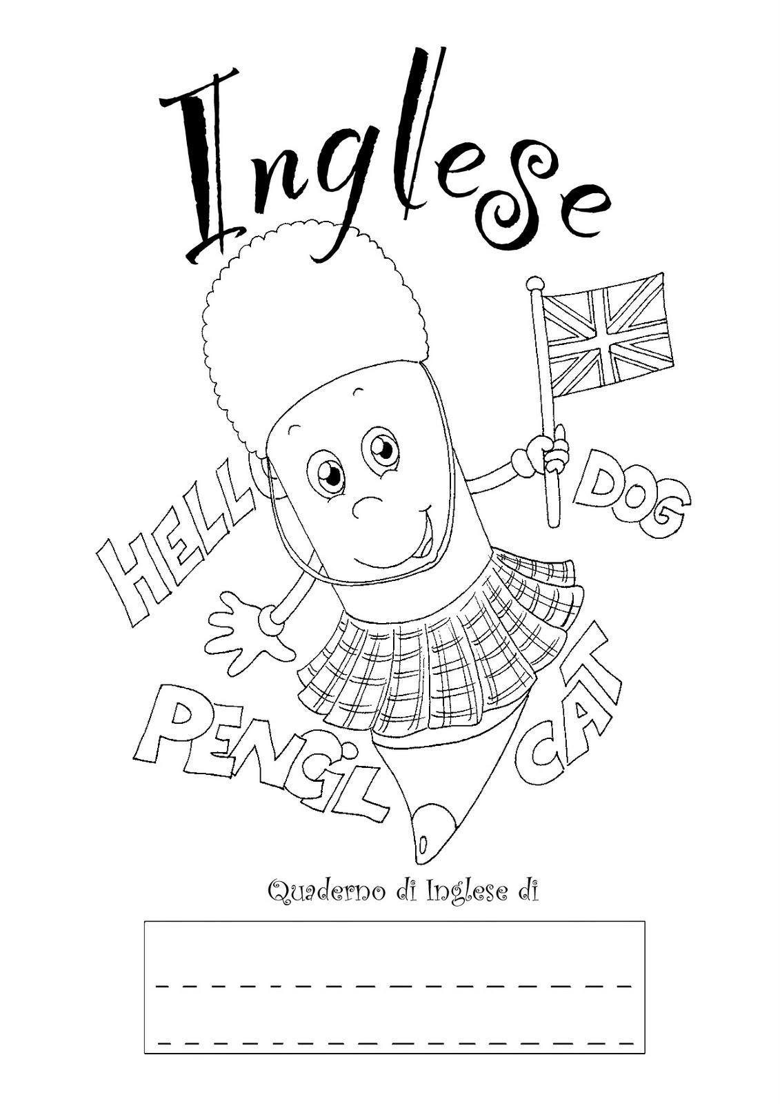 Schede ed attivit didattiche del maestro fabio per la - Libri di scuola materna stampabili gratuitamente ...