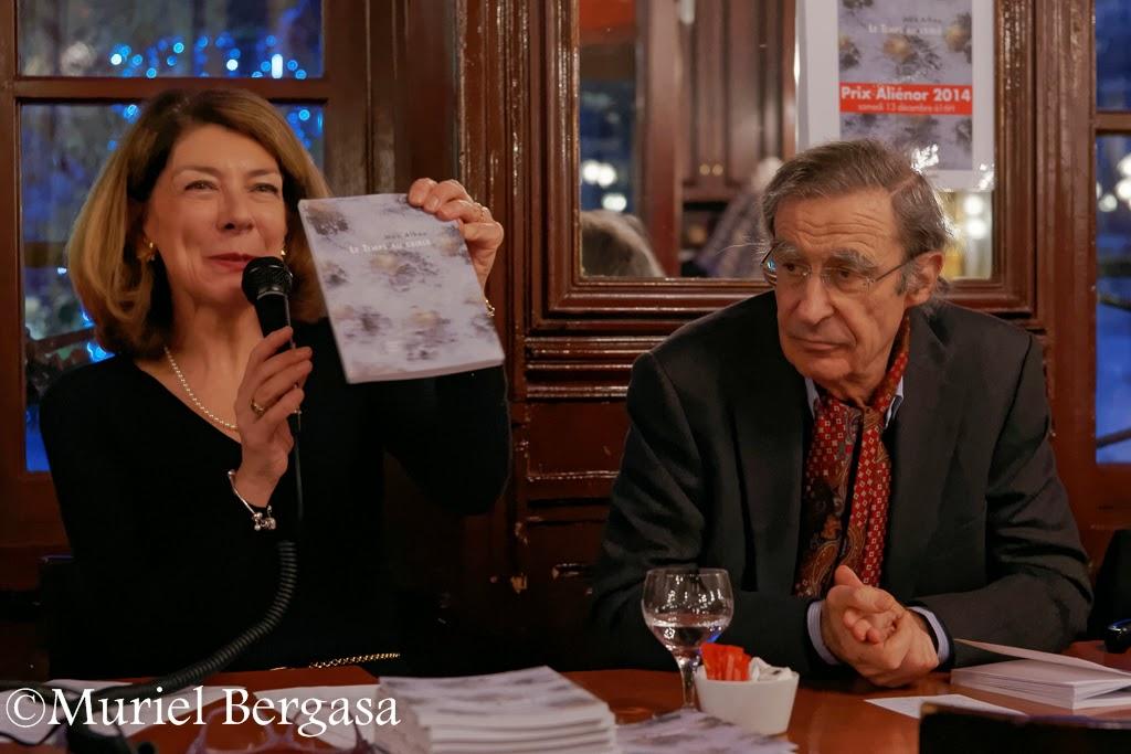 Béatrice Marchal, Max Alhau