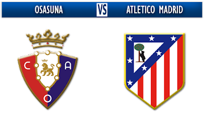 Osasuna vs Atletico Madrid
