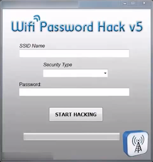 WiFi password generator hack
