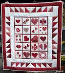 Mein Hochzeitsquilt -My Wedding quilt