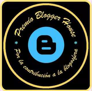 Premio Blogger House
