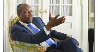 See What Guinean President Plans To Do For President Buhari (See Here)