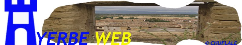 Ayerbe Web  © Chuflale