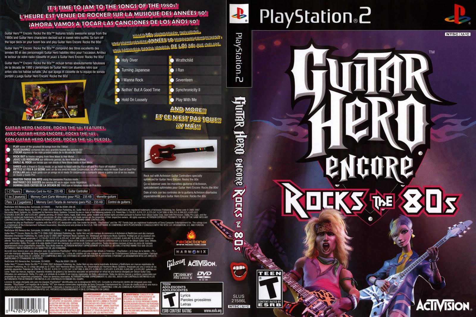 guitar hero world tour ps2 iso dvd5