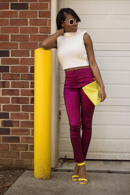 The Daileigh: Burgundy Sheen