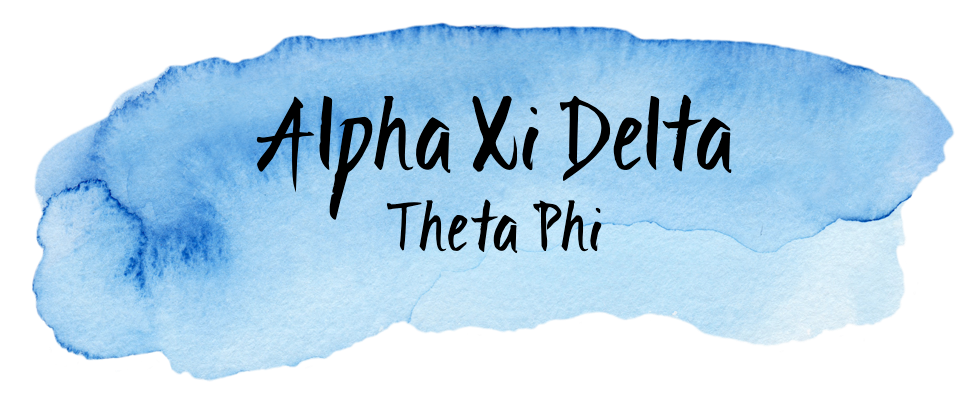 Alpha Xi Delta - Theta Phi at UAB