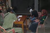 Puluhan Pelanggar Disanksi Dalam Razia Masker Kecamatan Bungkal