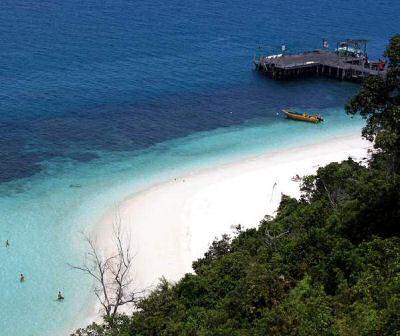 Rawa Island Lookout Point