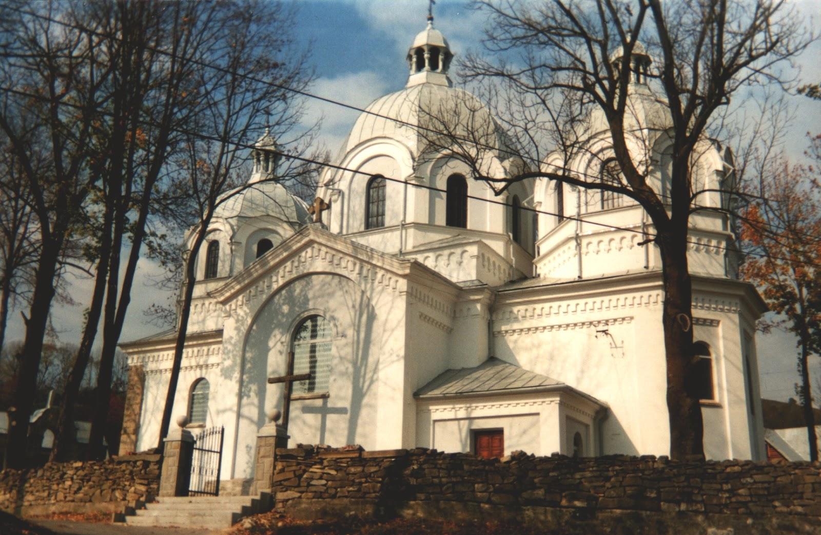 Szlachtowa Kościół